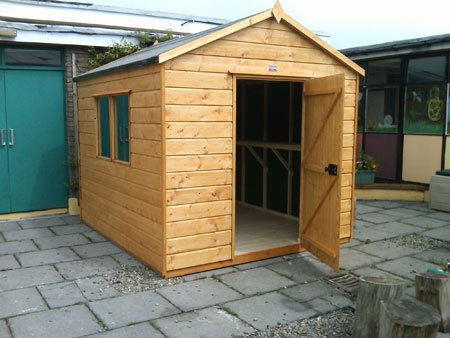 custom builds - Garden Sheds Galway